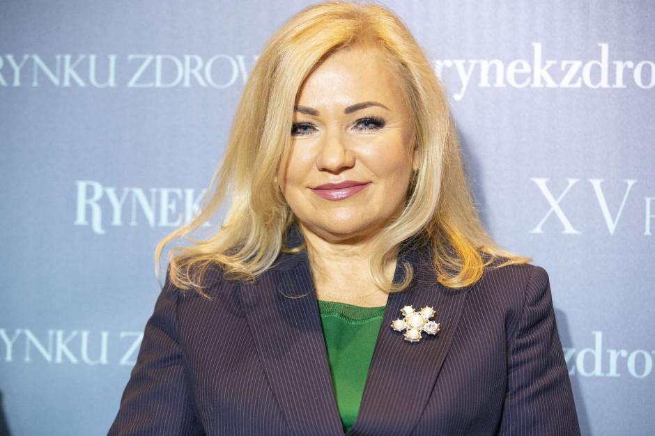 Barbara Misiewicz-Jagielak: jeden resort nie może wpłynąć na rozwój produkcji leków w Polsce