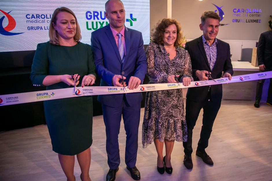 Gdańsk: LUX MED otworzył filię kliniki ortopedii