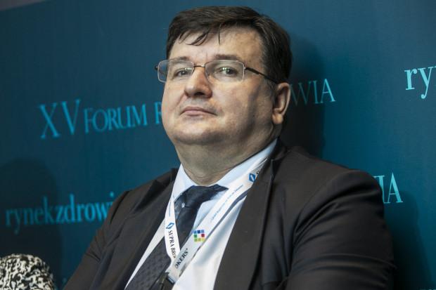 Dr Jerzy Gryglewicz: wprowadźmy opiekę kompleksową nad pacjentem bariatrycznym