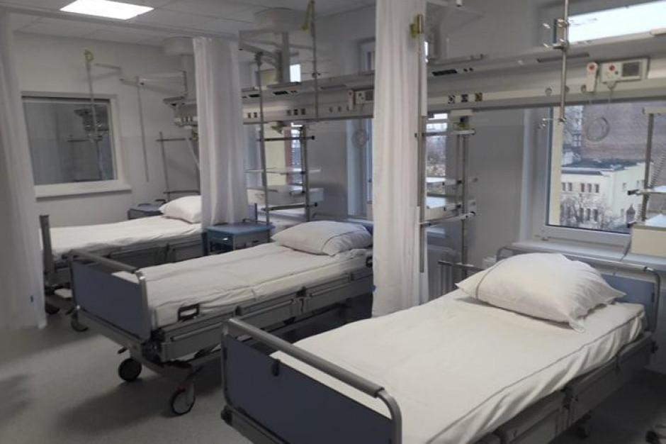 Gdańsk: w Szpitalu im. Mikołaja Kopernika otwarto po remoncie oddział chorób wewnętrznych