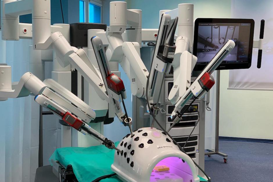 Siedlce: szpital wojewódzki z robotem da Vinci najnowszej generacji