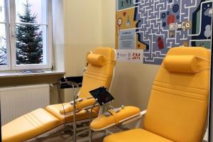 Łódź: otwarto edukacyjną salę podań dla pacjentów ze stwardnieniem rozsianym