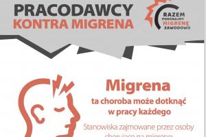 Ankieta: ponad 50 proc. firm deklaruje wsparcie dla pracowników z migreną