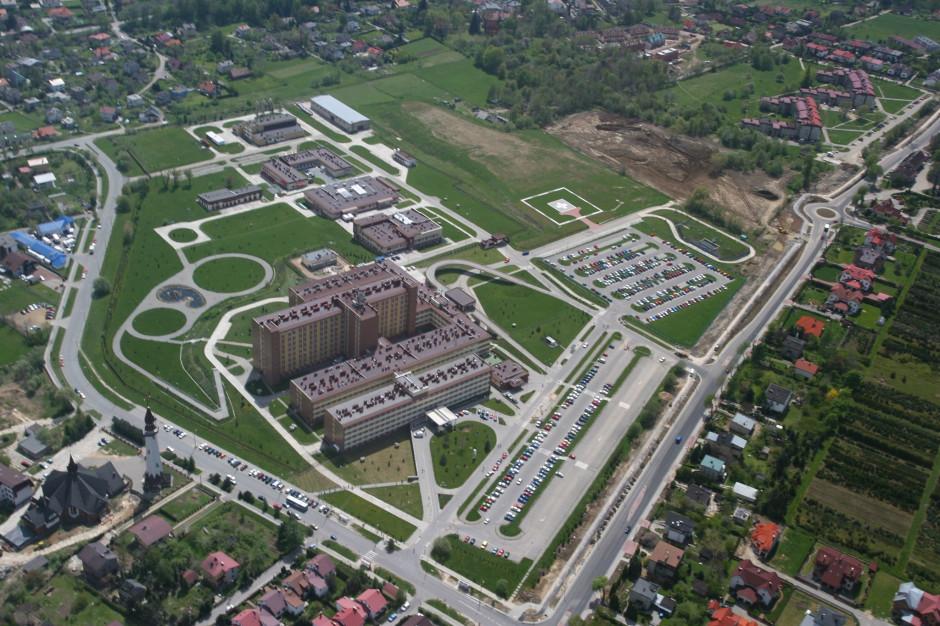 Bielsko-Biała: szpital wojewódzki stopniowo przywraca planową działalność