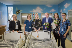 Gdańsk: 9 sterowanych elektrycznie łóżek dla kliniki pediatrii UCK