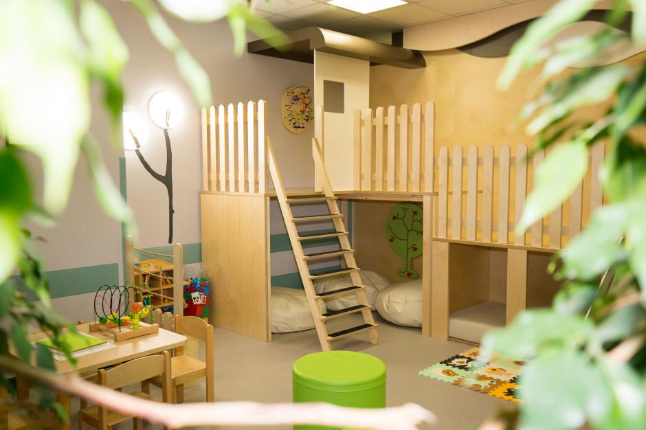 Płock: na oddziale pediatrycznym powstała komfortowa Strefa Rodzica