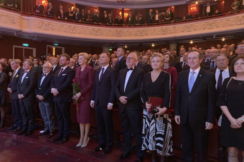 Warszawa: samorząd lekarski świętował 30-lecie swojego odrodzenia