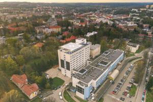 Szpital w Cieszynie zawiesi na dwa tygodnie działalność dwóch oddziałów, nie chodzi o COVID-19