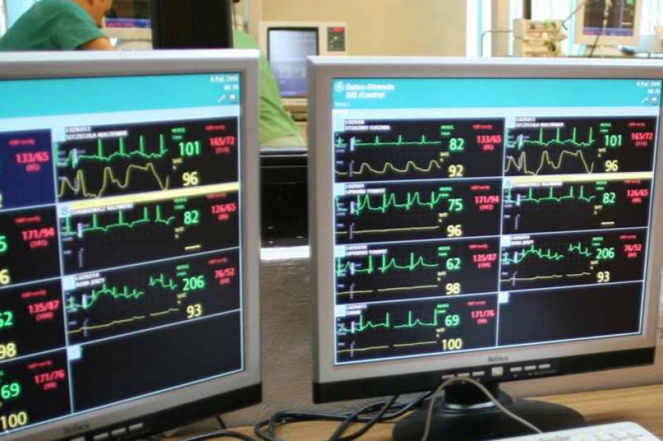 Myślenice: nowy sprzęt dla szpitala