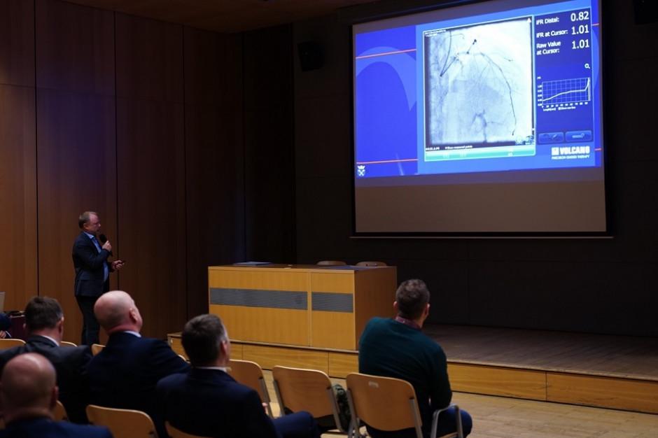 Kraków: trwają warsztaty kardiologiczne z udziałem wybitnych specjalistów