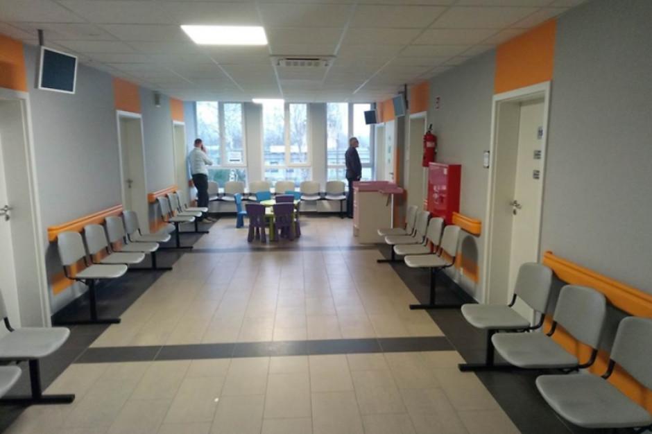 Płock: szpital wojewódzki przygotowuje się na jesienny szczyt zachorowań