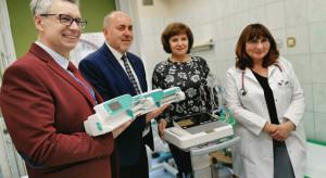 Opole: powiat przekazał szpitalowi MSWiA sprzęt dla interny i kardiologii