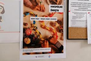 Kampania OIL w Warszawie: samotność boli, nie zostawiaj starszych w szpitalu na święta