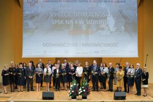 Lublin: szpital kliniczny obchodzi 55-lecie