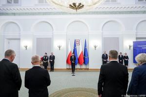 Lubelscy lekarze odznaczeni Orderami Odrodzenia Polski