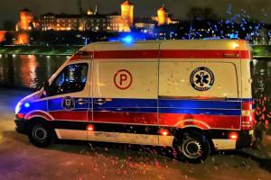 Kraków: ponad 250 interwencji w noc sylwestrową