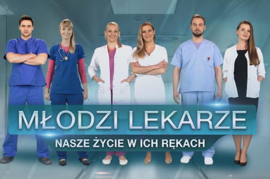 6 stycznia rusza kolejny sezon ''Młodych lekarzy''. Nowi bohaterowie to...
