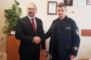 Szpital zatrudnił czynnego policjanta. Pierwszy taki przypadek w Polsce?