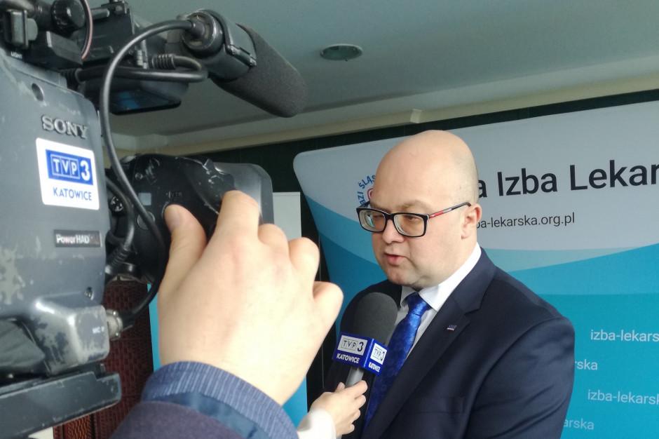 Piotr Nowak zostanie dyrektorem śląskiego oddziału NFZ