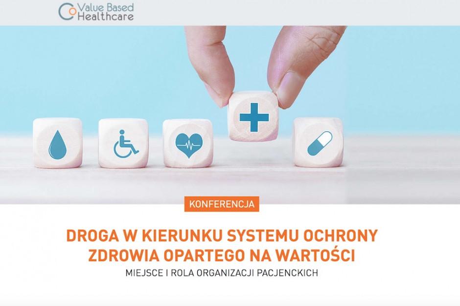"""Konferencja """"Droga w kierunku systemu ochrony zdrowia opartego na wartości"""" - ostatnie dni rejestracji"""