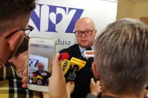 Stery śląskiego NFZ przejmuje Piotr Nowak. Są pierwsze gratulacje