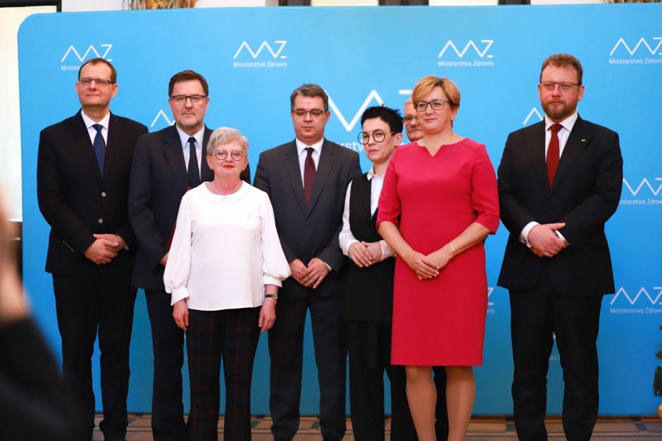 Minister zdrowia nagrodził uczelnie badawcze i najlepszych nauczycieli akademickich
