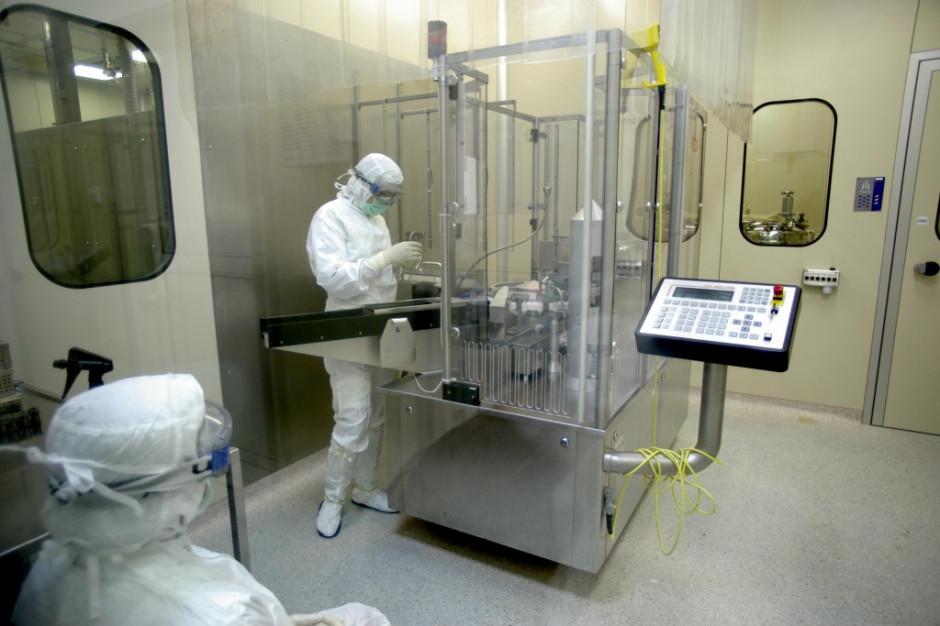 Polska uniezależni się od azjatyckich dostaw substancji do produkcji leków?