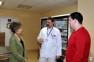 WIM: studyjna wizyta kierowników aptek szpitali wojskowych