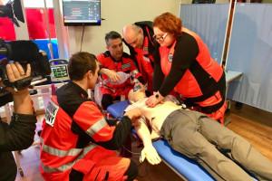 Pierwszy Ośrodek Symulacji Medycznych należący do pogotowia oficjalnie otwarty