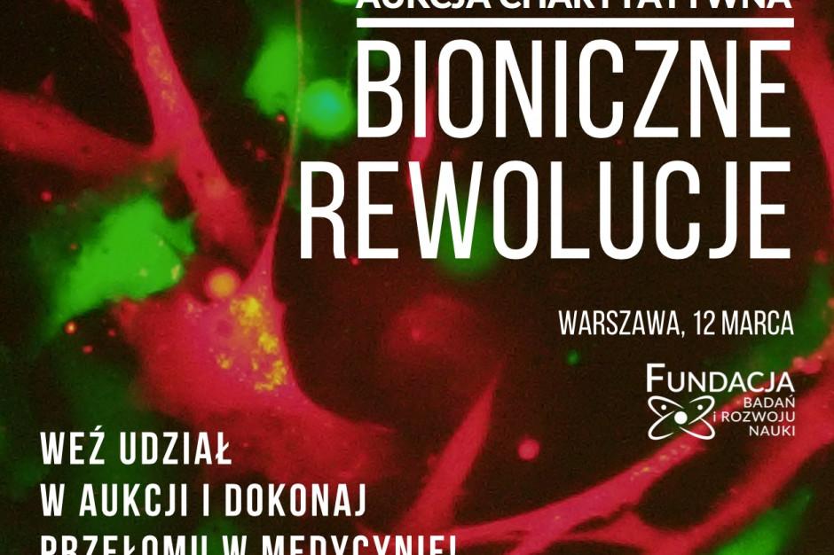 Warszawa: naukowcy organizują nietypową aukcję dla rozwoju przełomowych terapii