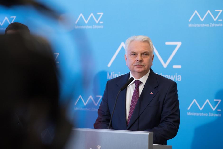 Wiceminister Kraska: obecnie mamy w Polsce wewnątrzkrajowe przypadki zakażenia koronawirusem