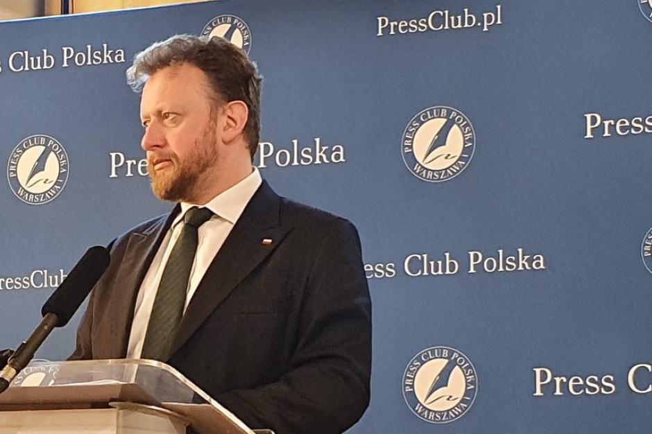 Łukasz Szumowski: opłata cukrowa potrzebna, bo w otyłości dzieci gonimy Zachód