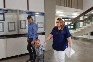 ICZMP w Łodzi: wyjątkowy zabieg u 8-latka z uogólnioną zakrzepicą żylną