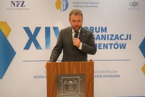 Szumowski: dzięki współpracy z organizacjami pacjentów domknięto wiele projektów