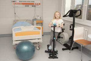 Gdańsk: w Szpitalu Dziecięcym Polanki powstał oddział mukowiscydozy