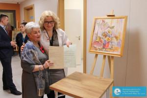 Gorzów Wielkopolski: galeria Sztuki R w Ośrodku Radioterapii otwarta