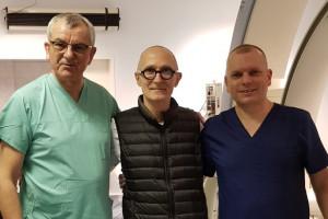 Nowatorska operacja tętniaka łuku aorty w klinice WUM