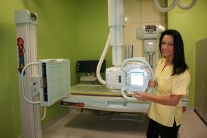 Kraków: nowoczesny aparat RTG w Szpitalu Dziecięcym jest niedostępny