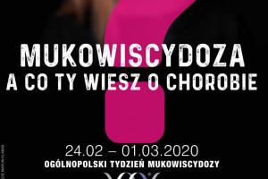 Rusza kampania społeczna: Ogólnopolski Tydzień Mukowiscydozy