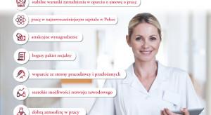 Kraków: szpital szuka pielęgniarek ogłaszając się na 150 plakatach, w tym billboardach