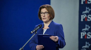 Beata Mazurek o Kosiniaku-Kamyszu i wydatkach na onkologię