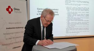 Prof. Jan Walewski o strategii onkologicznej: ważne jest, aby pacjent od początku był właściwie leczony