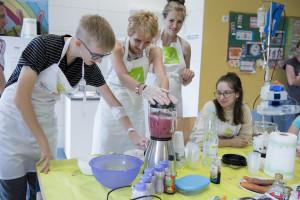Jest trzecia część poradnika dotyczącego żywienia dzieci leczonych onkologicznie
