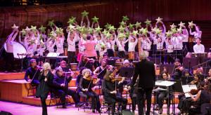 Katowice: to był magiczny koncert Dziecięcej Orkiestry Onkologicznej w NOSPR