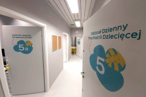 Oddział Dzienny Psychiatrii Dziecięcej w CZD oficjalnie otwarty, trwa rekturacja