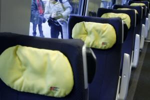 Straż Ochrony Kolei kontroluje temperaturę pasażerów