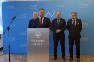 Resort zdrowia: mamy już 17 formalnie potwierdzonych przypadków koronawirusa w Polsce
