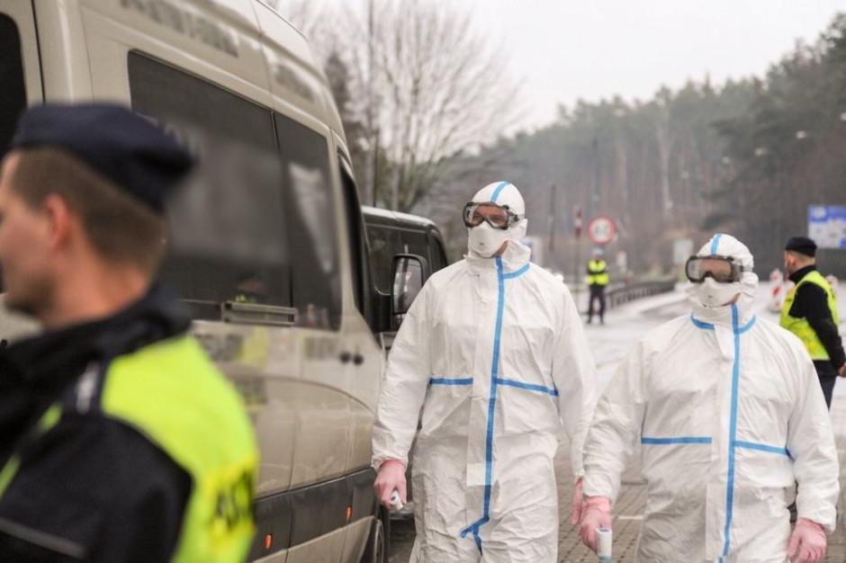 Opublikowano rozporządzenie ws. wprowadzenia stanu epidemii w Polsce