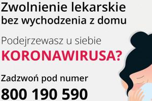 MZ: nie wszystkie osoby z koronawirusem muszą być leczone w szpitalu