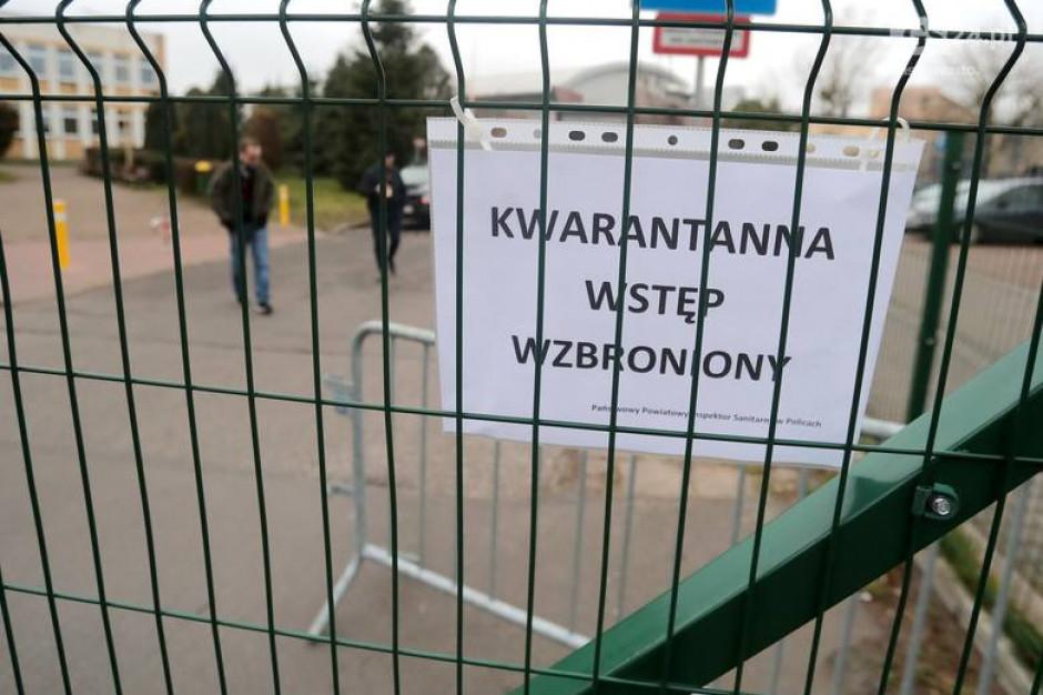 Wielkopolskie: blisko 90 osób z trzech komunii w kwarantannie